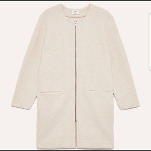Wilfred Banville sweater jacket  XXS oversized